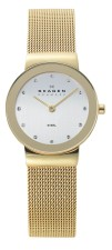 Skagen Steel 358SGGD watch