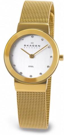 Skagen Steel 358SGGD