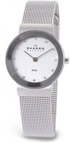 Skagen Steel 358SSSD