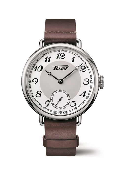 Tissot Heritage 1936 Watch - T104.405.16.012.00