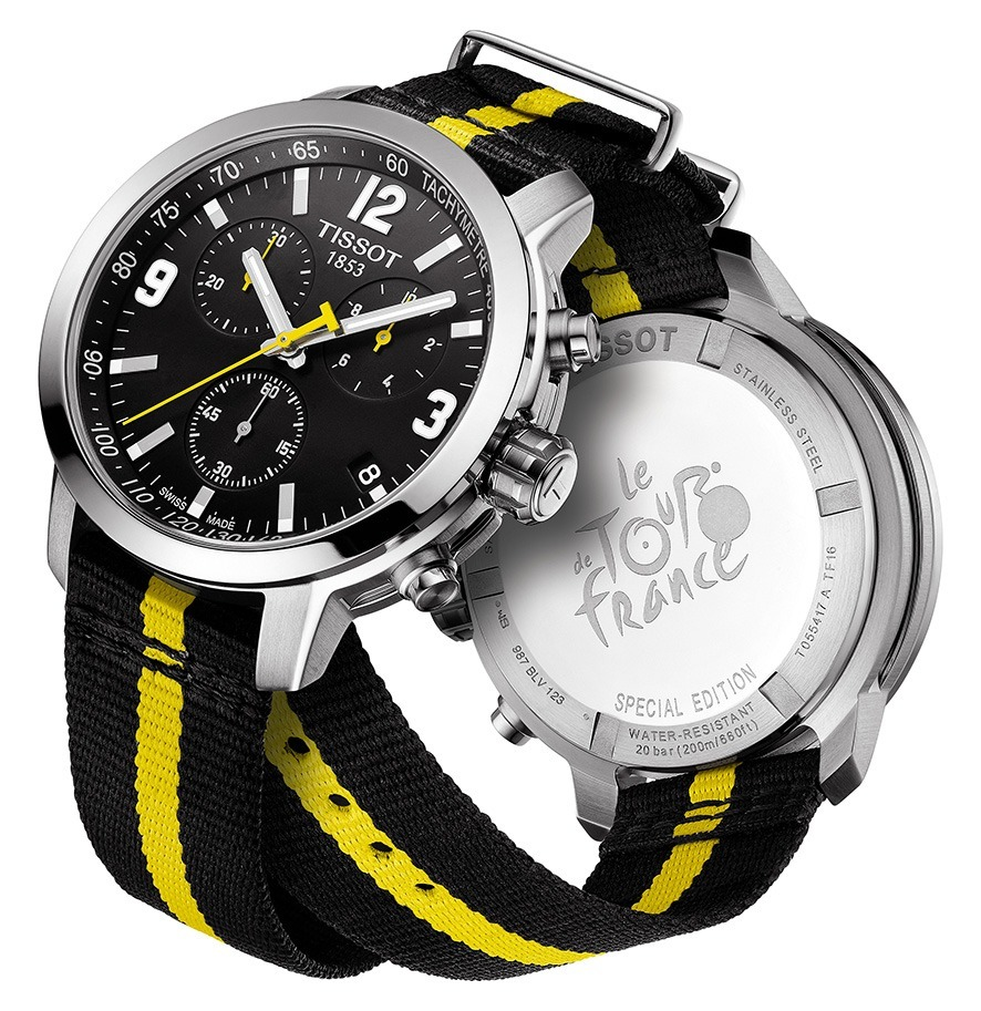 tissot prc 200 how to set time