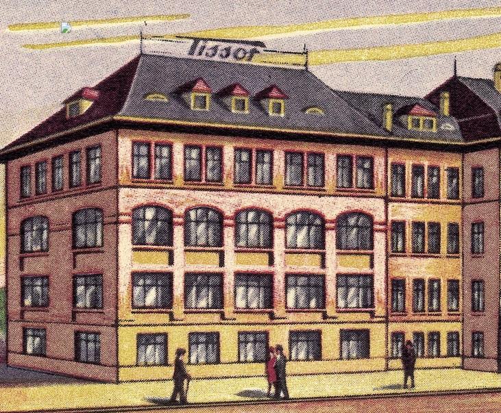 Tissot Anno 1929