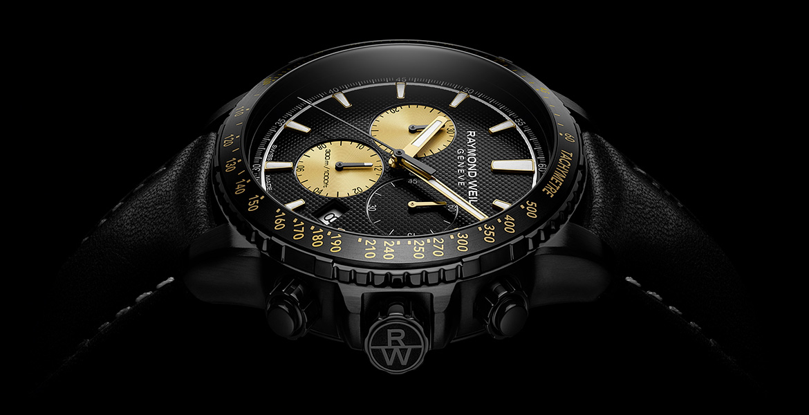 Raymond Weil Marshall Limited Edition Watch