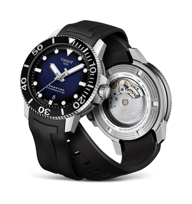 Seastar 1000 Automatic Watch