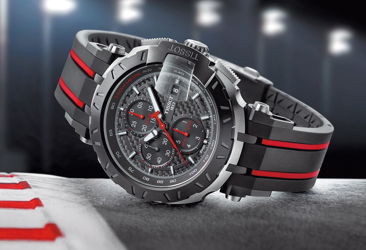 Tissot T-Race MotoGP Limited Edition 2016 - T092.427.27.201.00