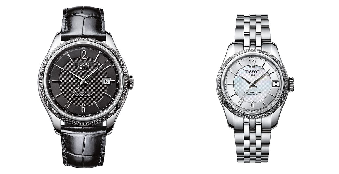 Tissot Ballade Mens and Ladies Watches