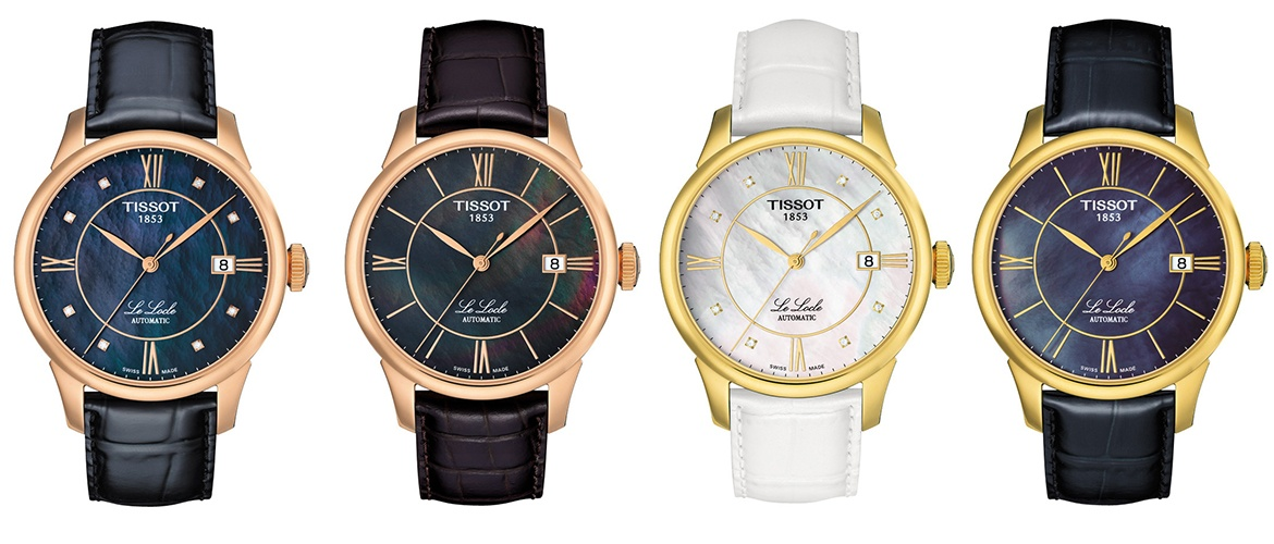 Tissot Le Locle Lady Collection