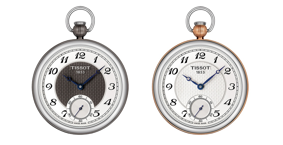 Tissot Bridgeport Lepine Mechanical Pocket watches