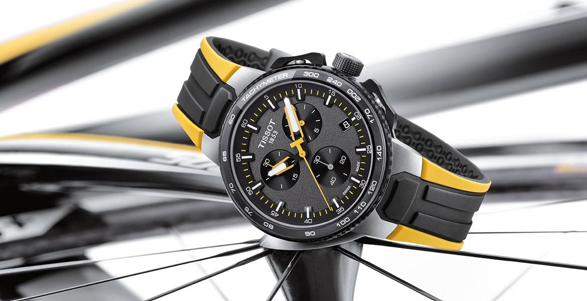 Tissot T-Race Cycling - Tour De Fance Edition